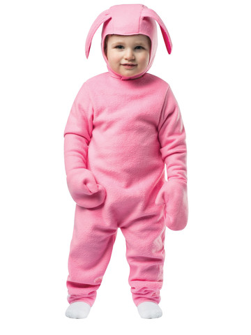 Kids Christmas Bunny Costume