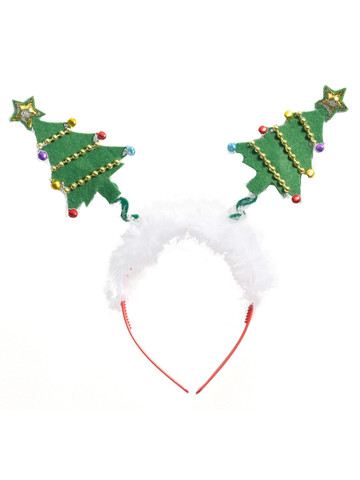 Fun Christmas Tree Headband