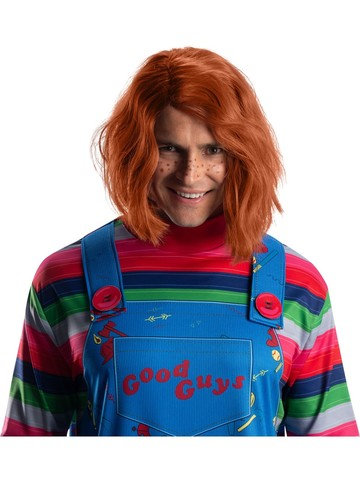 Chucky Wig for Adult