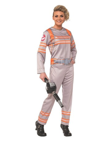 Womens Ghostbuster Classic Costume