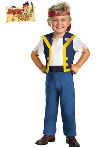 Classic Jake and the Neverland Pirates Costume
