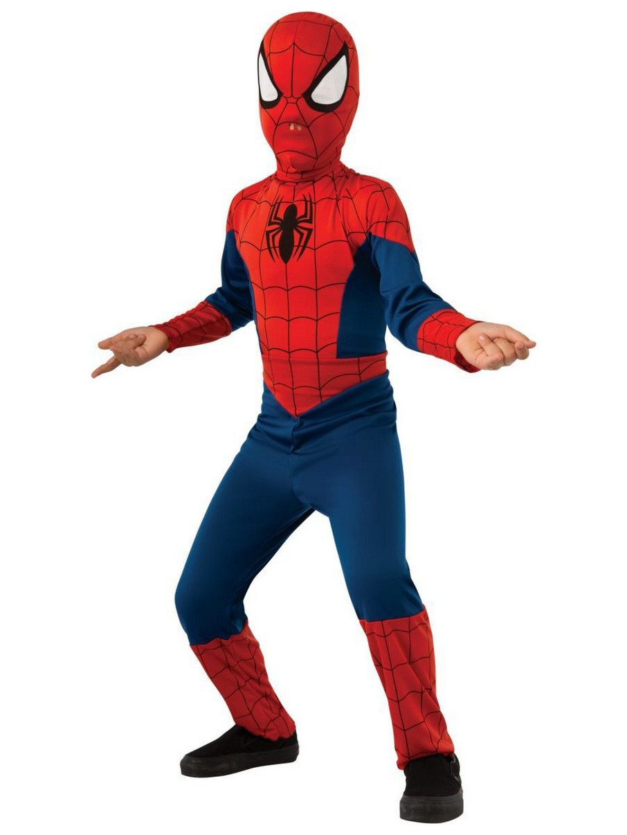 View larger image of Ultimate Spider Man Kids Classic Costume