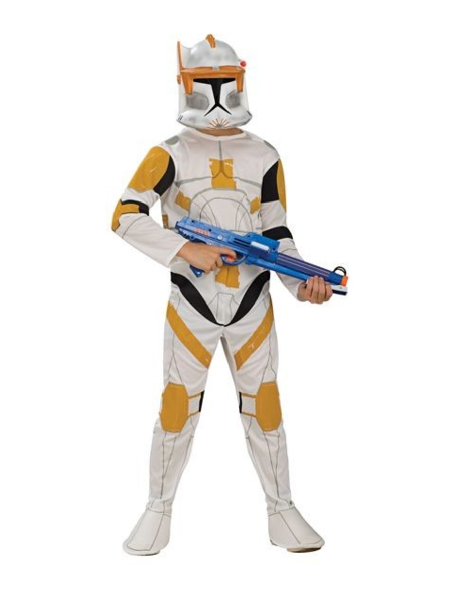 View larger image of Clone Trooper Commander Cody Child Costume