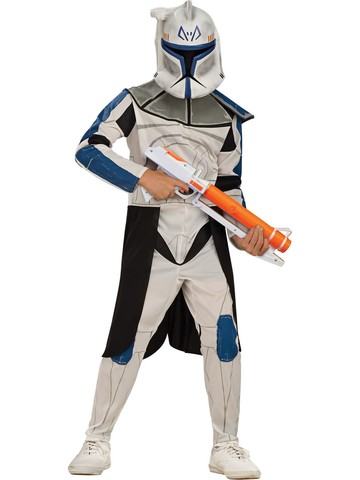 Clone Trooper Leader Rex Child