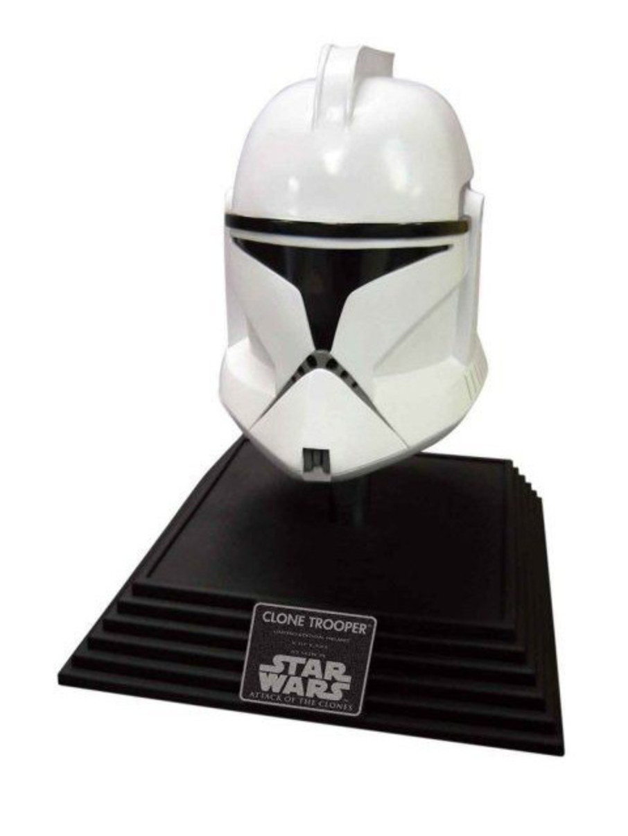 View larger image of Clone Trooper Mask On Base