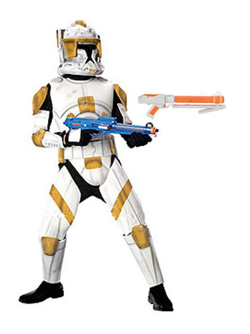 Star Wars Clone Wars Clone Trooper Blaster
