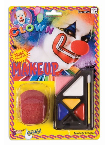 Make-Up Clown Kit