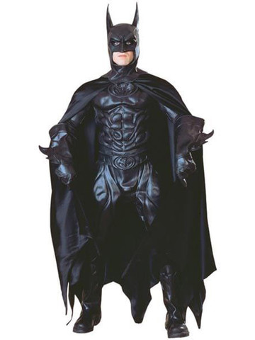 Collector's Edition Adult Batman Costume