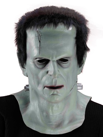 Collectors Edition Frankenstein Full Mask
