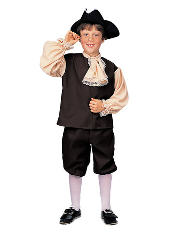 Colonial / Pilgrim Boy Child