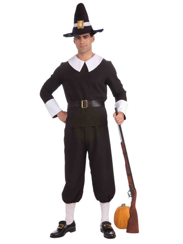 Colonial Pilgrim Man Adult Costume