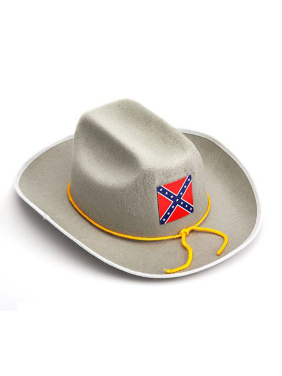 View larger image of Confederate Officer Hat