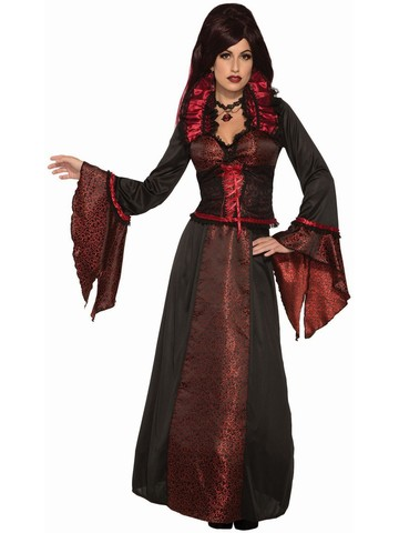 Vampire Countess Womens Costume