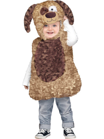 Baby Cuddly Puppy Costume