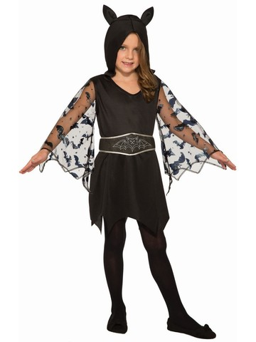 Cute Bat Child Costume