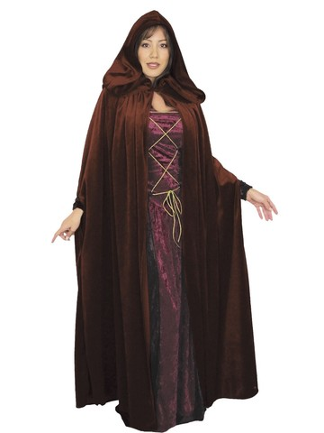 Dark Lair Unisex Cloak for Adults