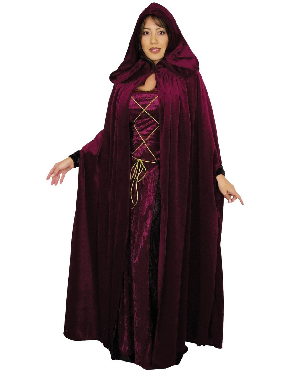 View larger image of Dark Lair Unisex Cloak for Adults