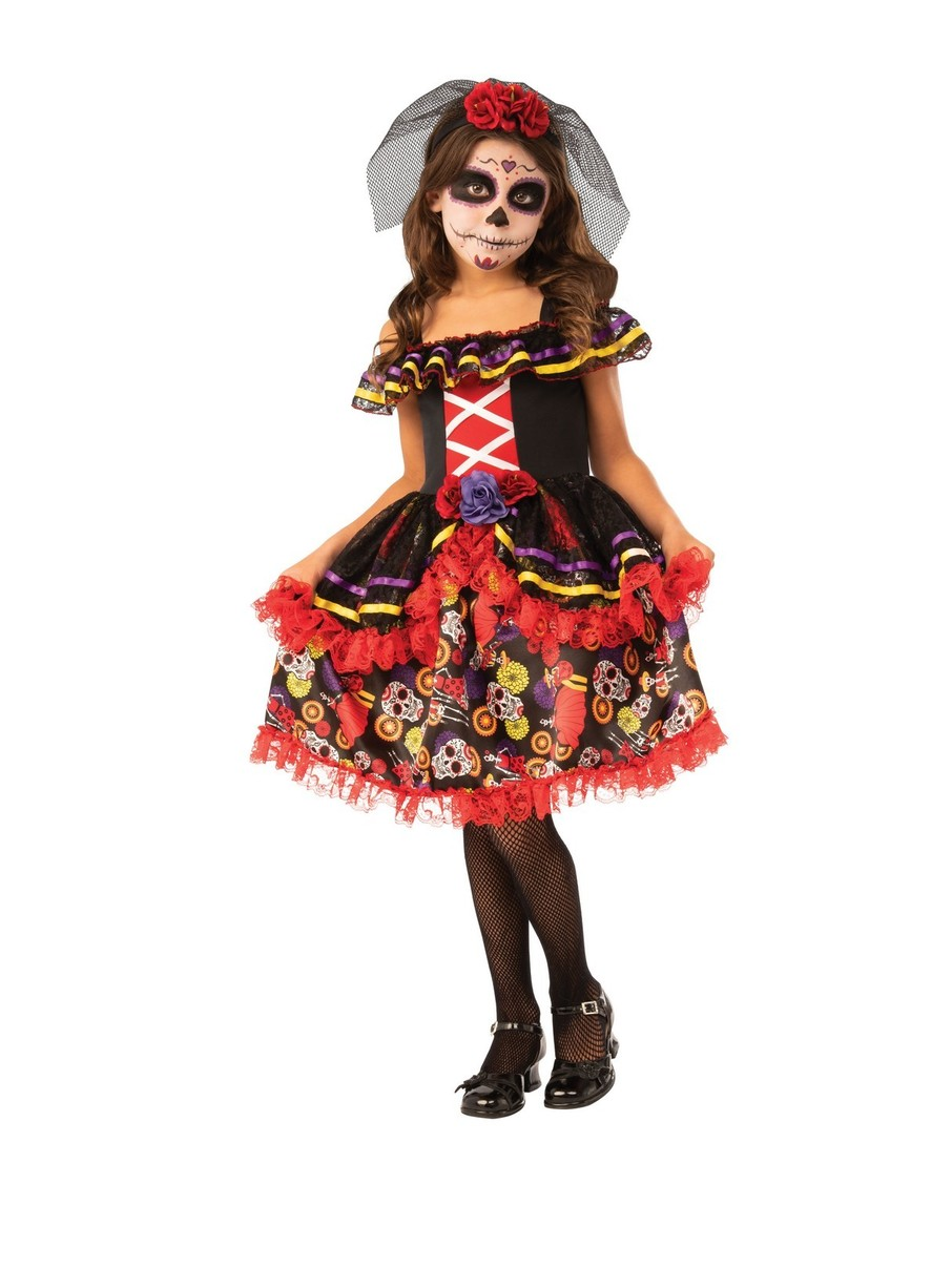 View larger image of Day Of The Dead Costume For Boys