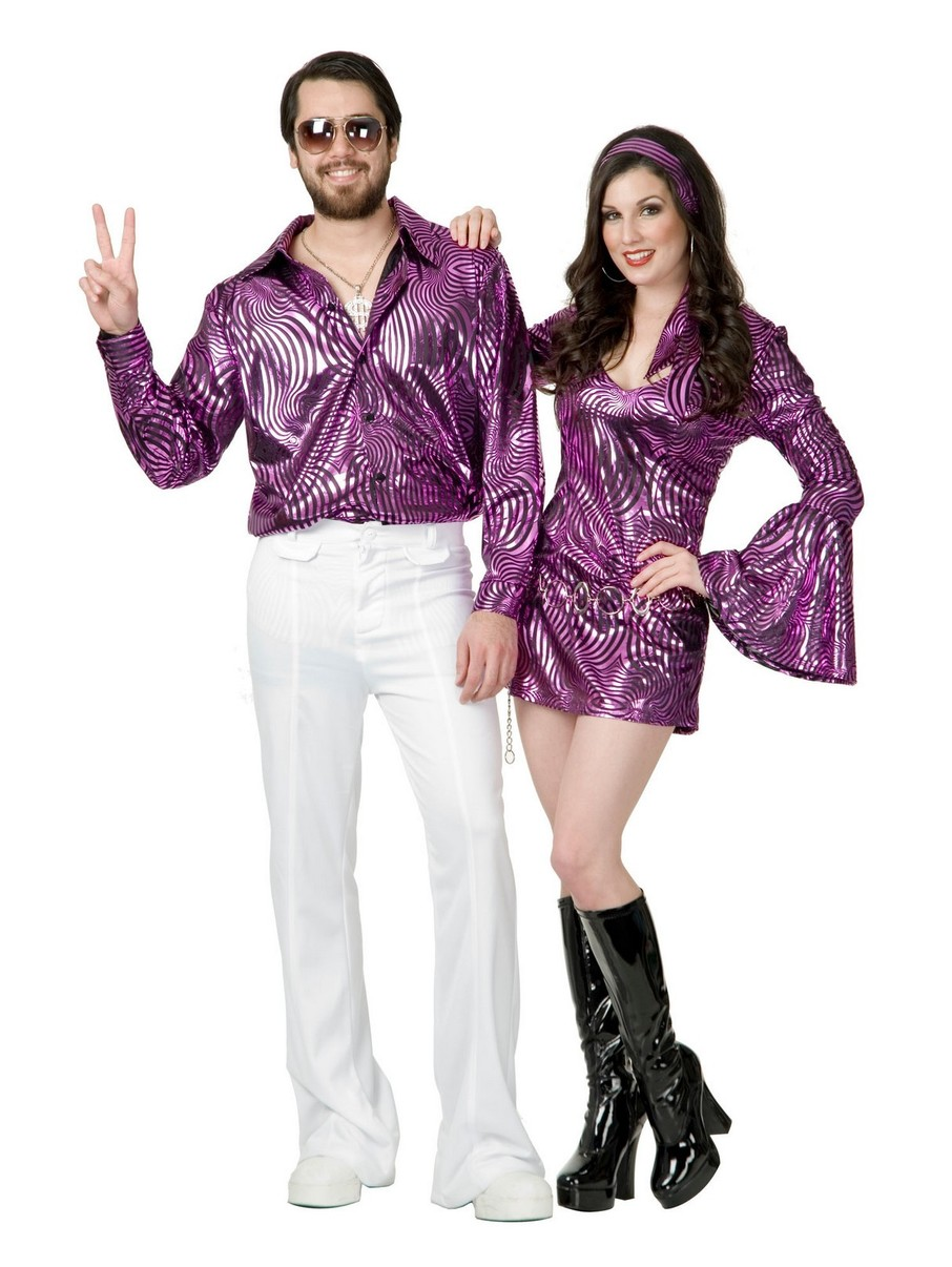 View larger image of Plus Sized Disco Groovy Dazzling