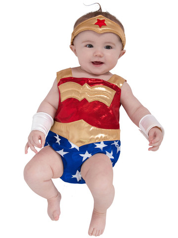 DC Newborn Wonder Woman Costume