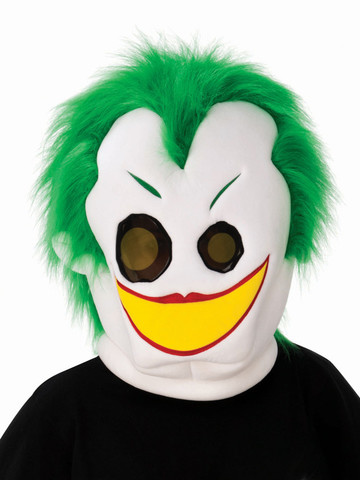 DC Comics Super Villains Adult Joker Mascot Mask