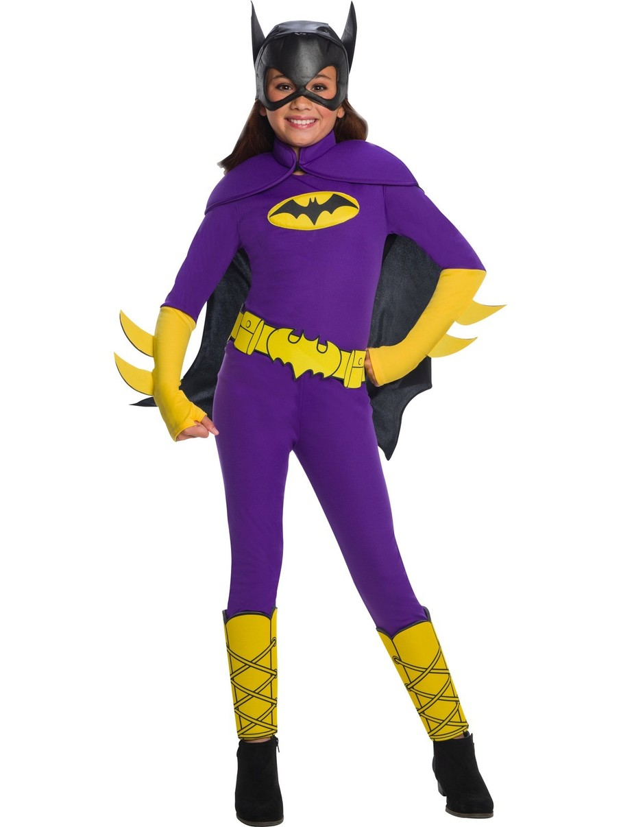 View larger image of Batgirl DC Girl Costume Deluxe