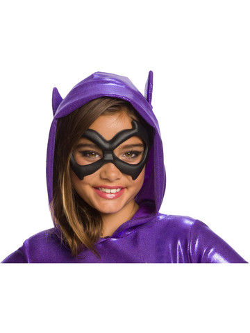 DC Super Hero Batgirl Mask for Girls