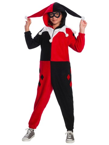 DC Super Heroes Child Harley Quinn Onesie