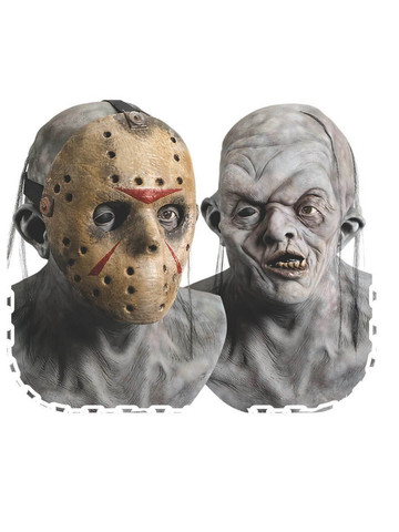 Deluxe Adult Jason Overhead Latex Mask