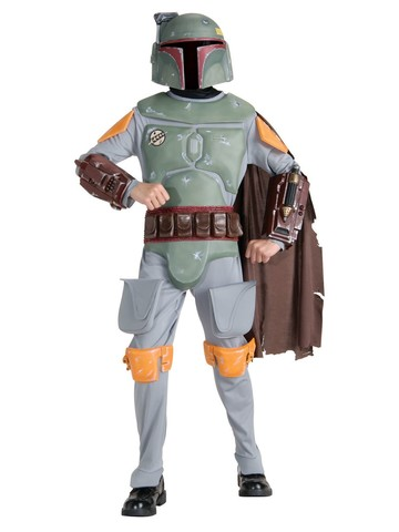 Deluxe Boba Fett Child