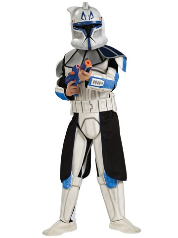 Deluxe Clone Trooper Leader Rex Child