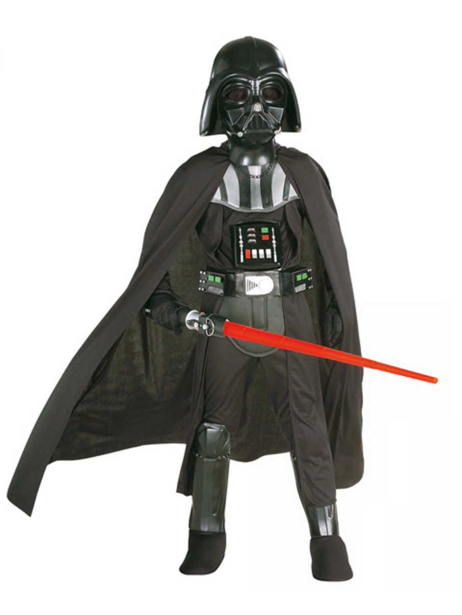 View larger image of Deluxe Darth Vader Child