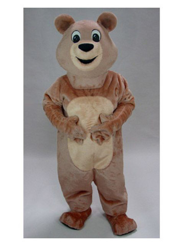 Deluxe Honey Bear Mascot Costume