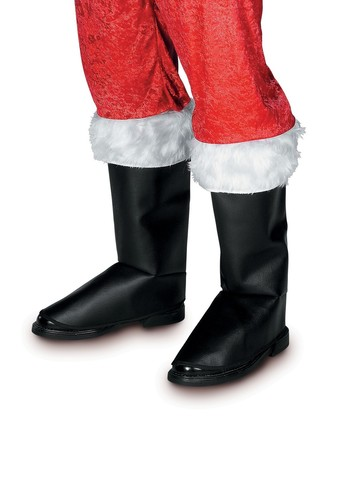Deluxe Santa Accessory Boot Tops
