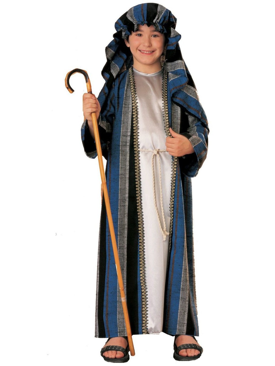 View larger image of Deluxe Shepherd Costume Child