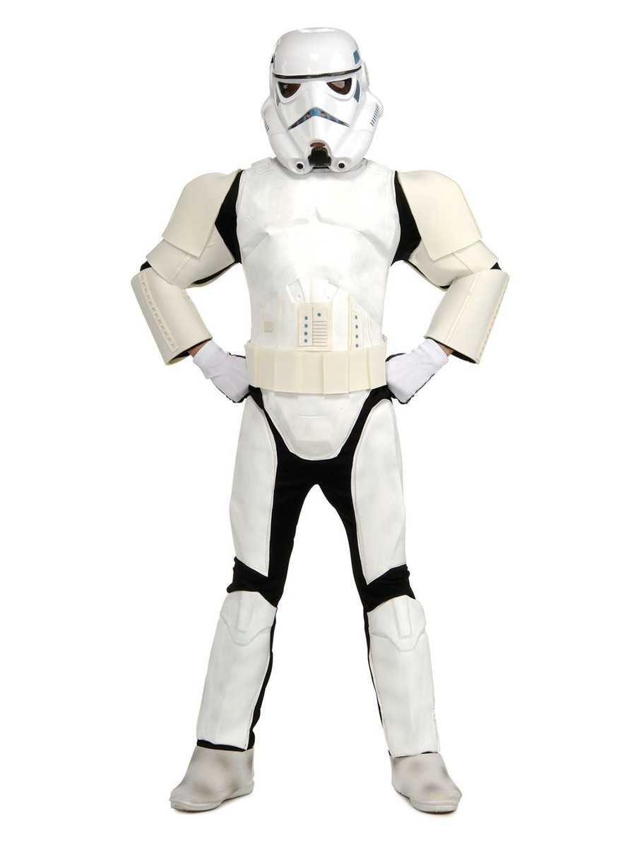 View larger image of Deluxe Stormtrooper Child
