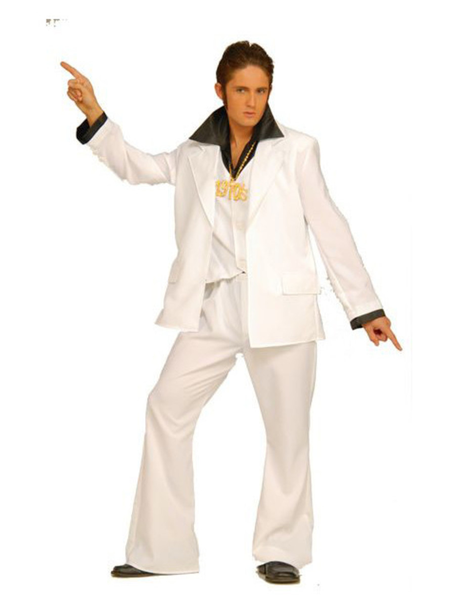 View larger image of Disco Fever Adult Costume