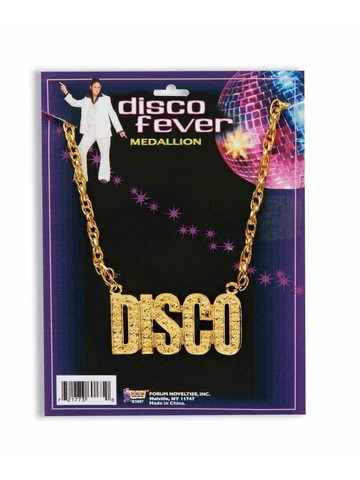 The 60's Disco Necklace