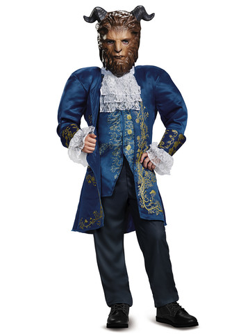 Kids Disney Beauty and the Beast - Beast Costume Deluxe