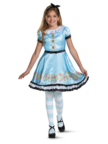 Disney Descendants Ally Girls Deluxe Costume