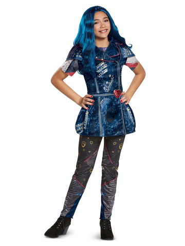 Large Evie Descendants Costume