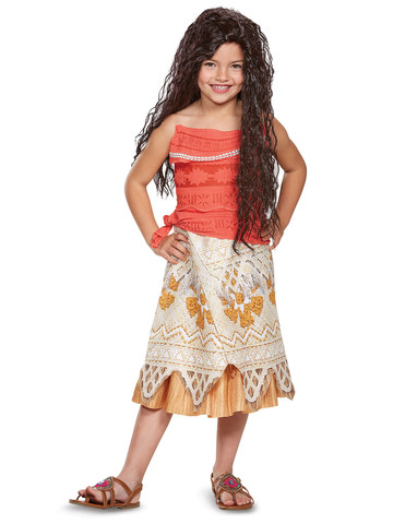 Kids Disney Princess Moana Costume