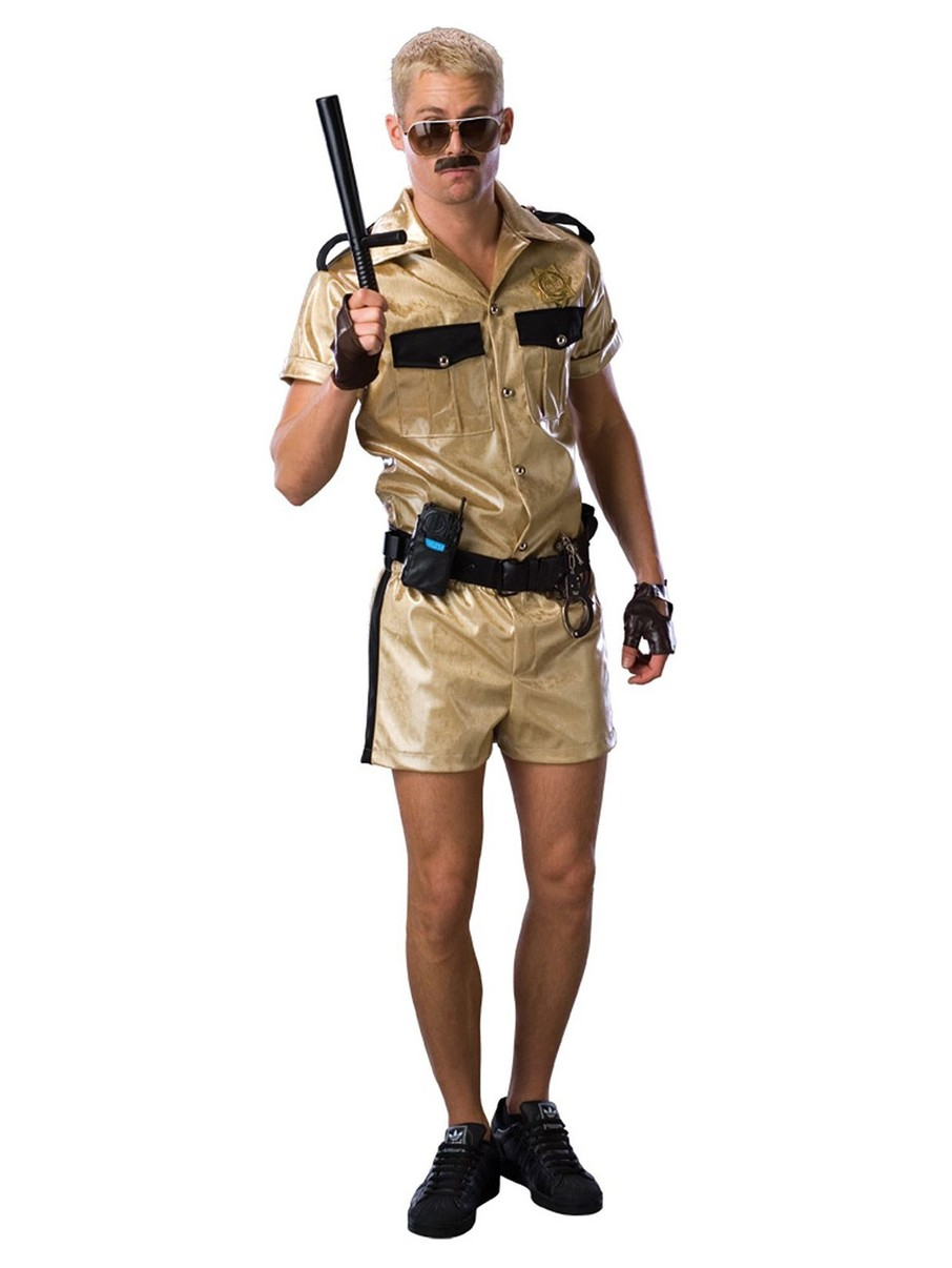 View larger image of Reno 911 Deluxe Lt. Dangle Adult Costume