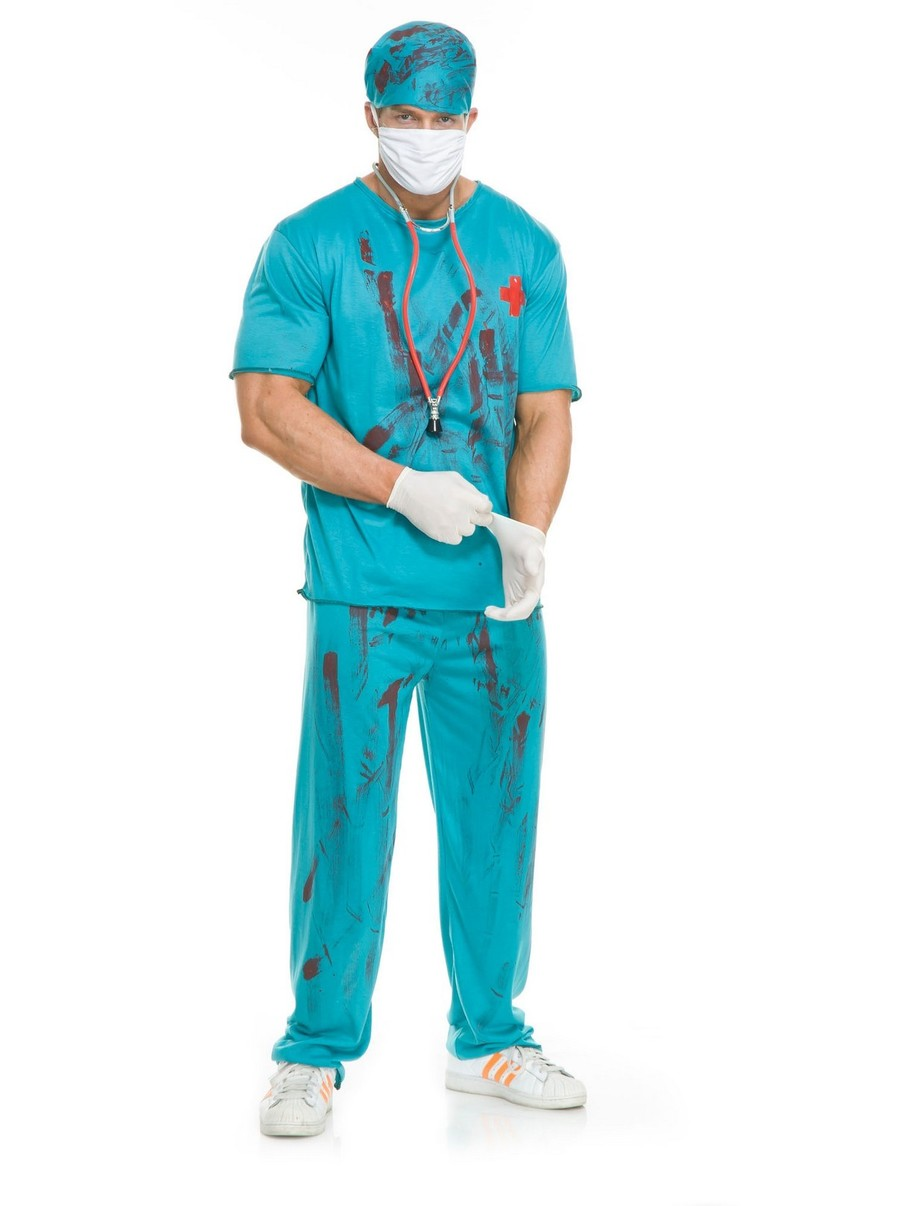 View larger image of Men's Doctor Dead Costume