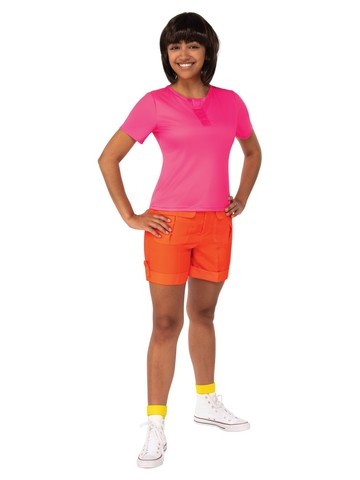 Adult Dora The Explorer Dora Costume