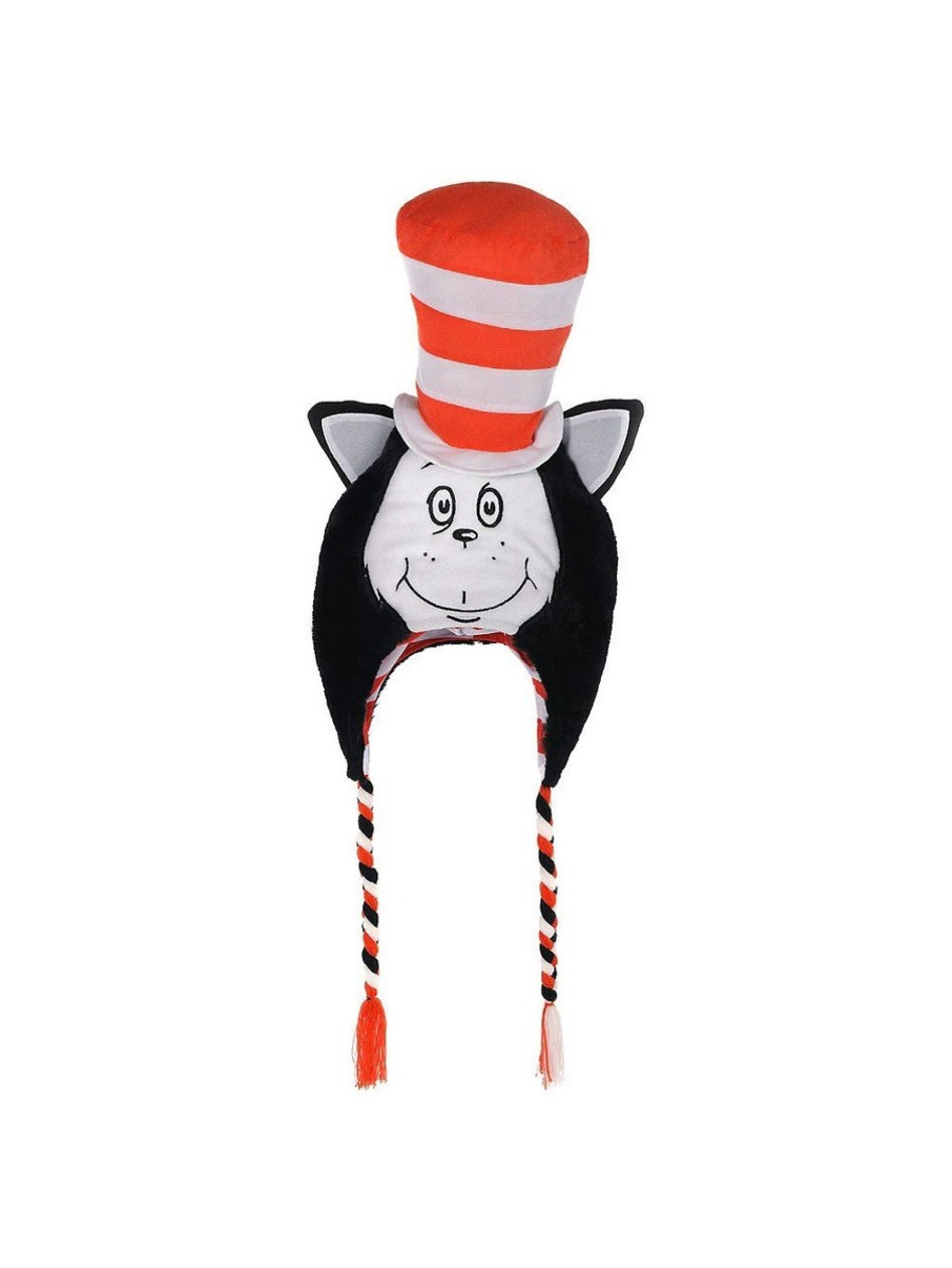 View larger image of Dr. Seuss Cat in the Hat Laplander Accessory