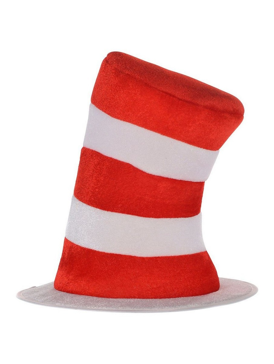 View larger image of Dr. Seuss Cat in the Hat Hat Accessory
