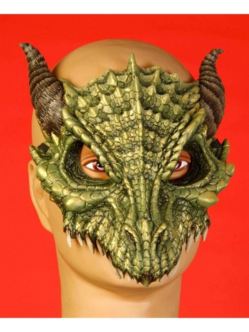 Dragon 1/2 Mask