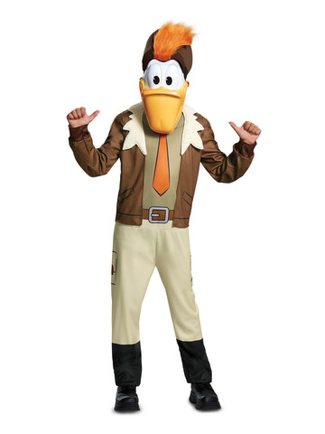 Ducktales: Launchpad Classic Boys Costume