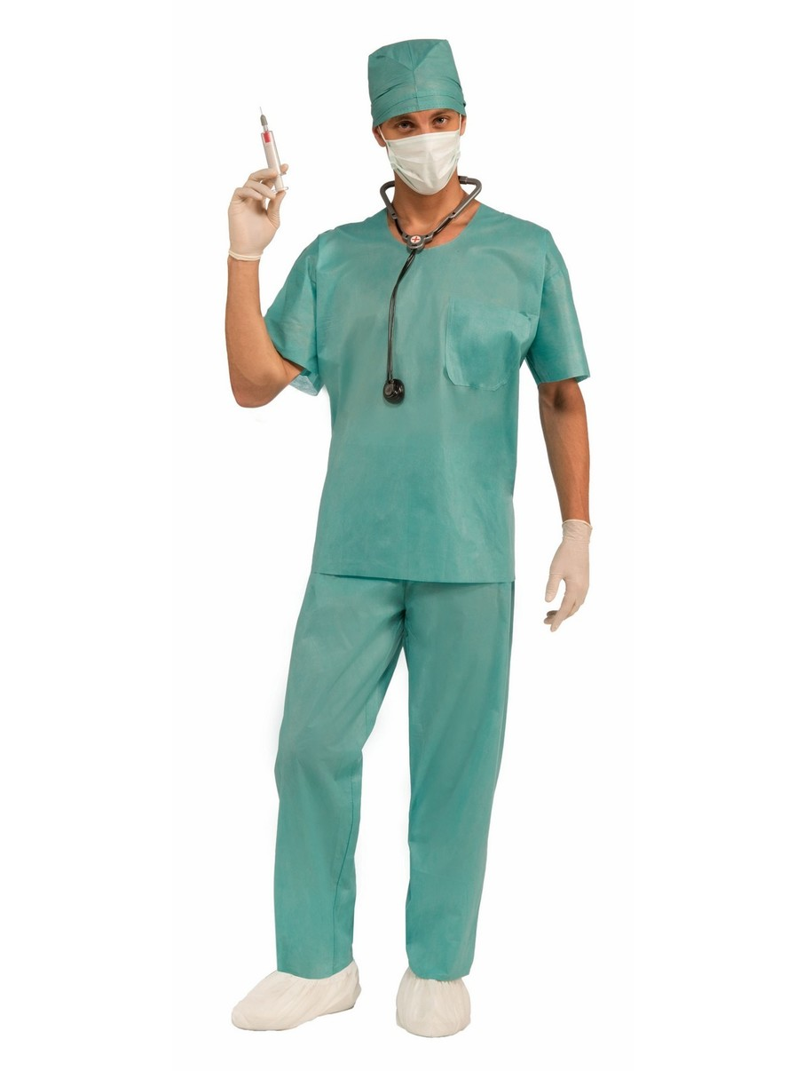 View larger image of E.R. Doctor Adult Costume